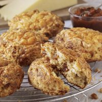 Country Garden Chutney and Cheese Scones