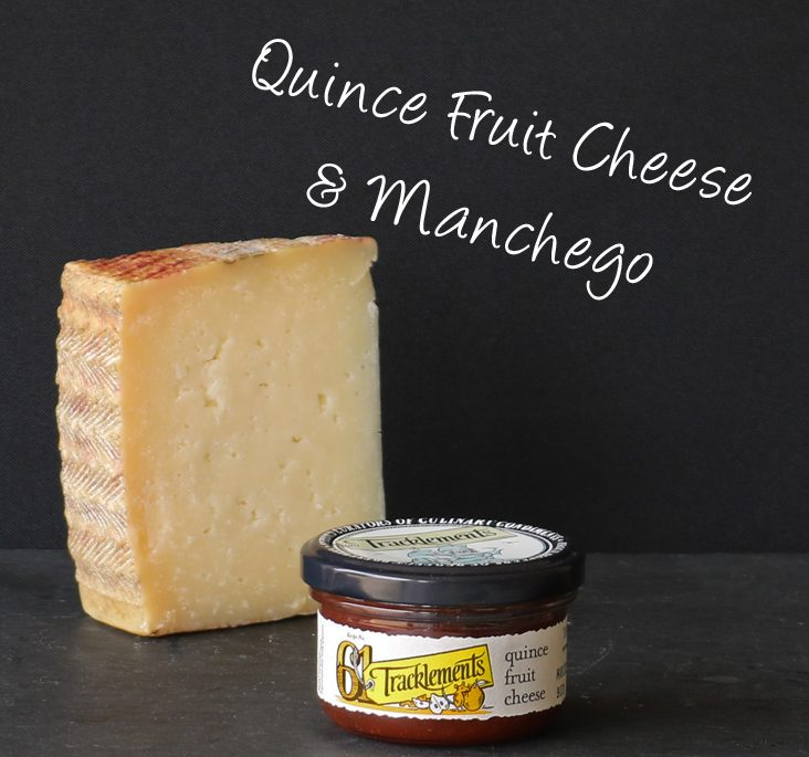 Quince Fruit Cheese & Manchego