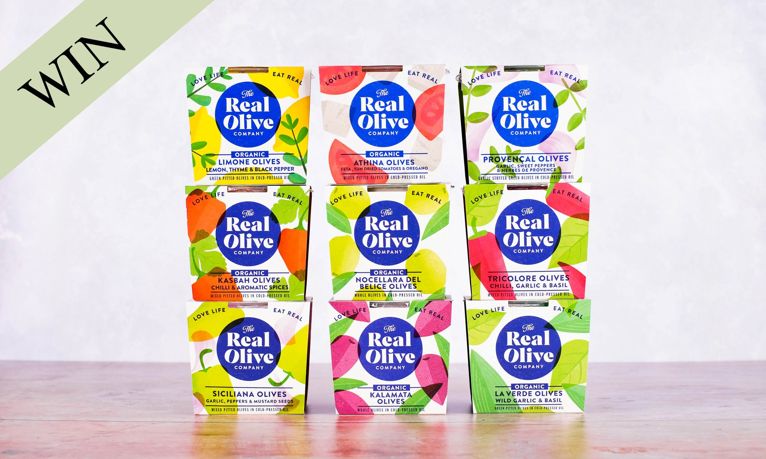 The Real Olive Company Competition
