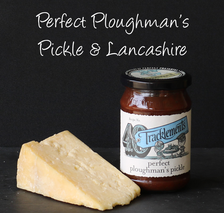 Ploughman's Pickle & Lancashire Cheese
