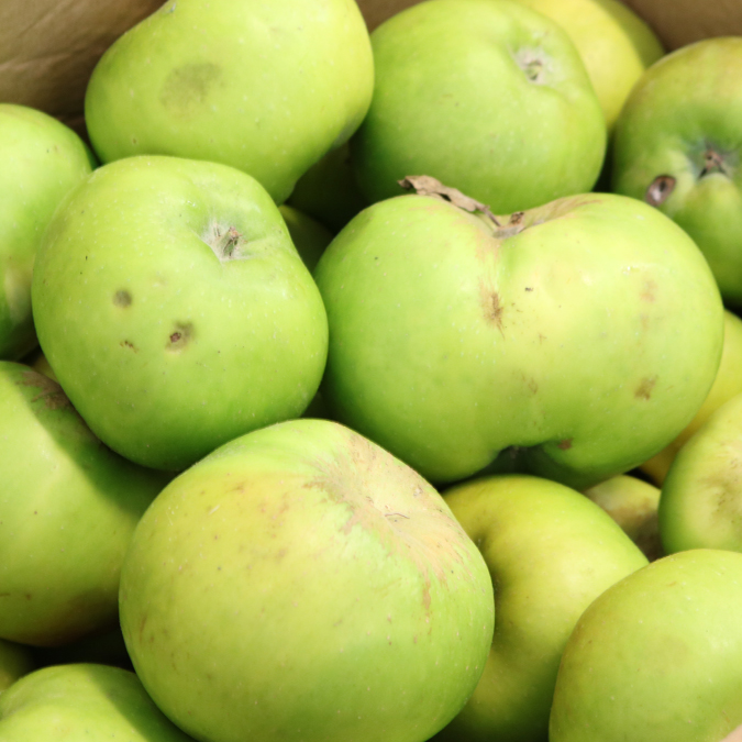Tracklements Apples