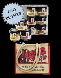 100 points option 1 - 9 Mini Jar Gift Pack